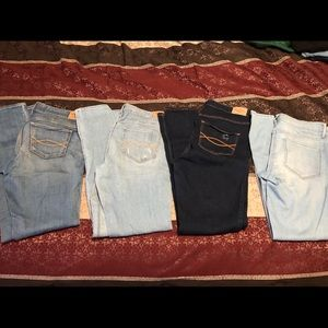 Abercrombie and Fitch jeans *BUNDLE*